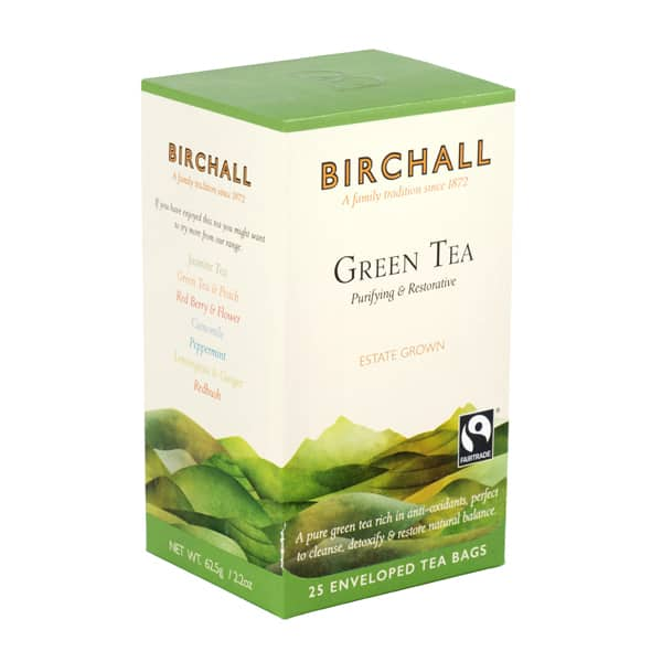 This Green Tea is a pure green tea sourced from China where the very best teas of this variety are to be found. For centuries these teas have been revered across the Far East for their therapeutic properties.
