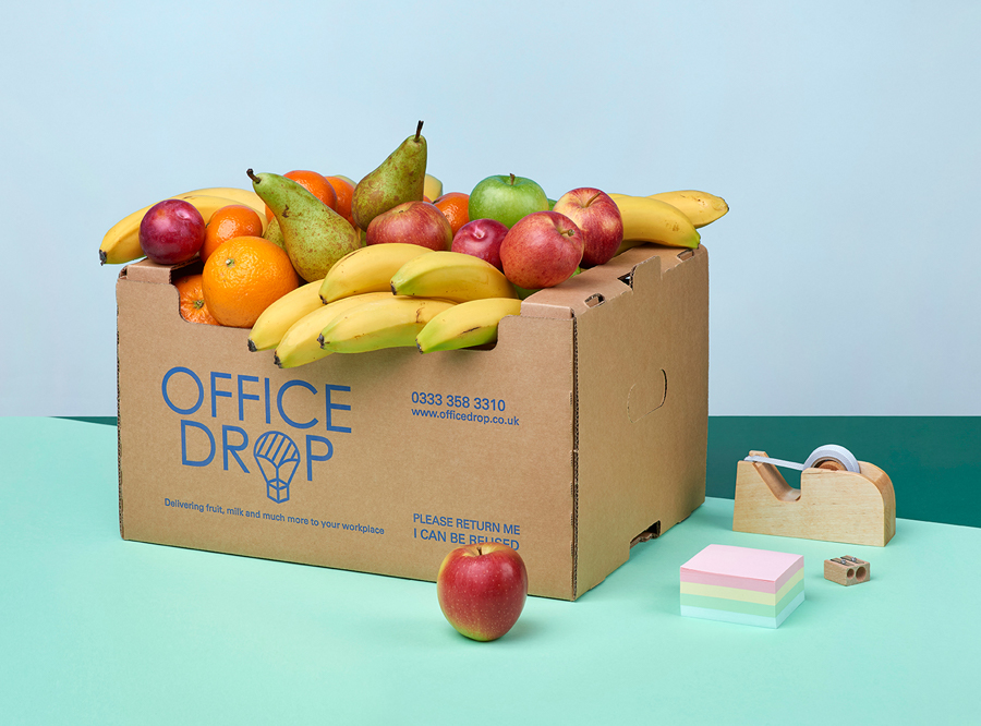 fruit box delivery for the office officedrop