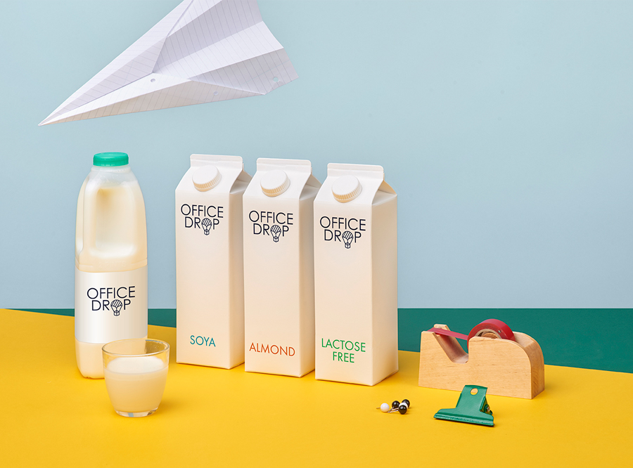 Organic and speciality milk